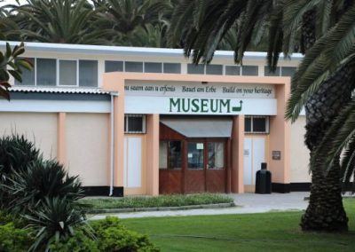 Swakopmund Museum Entrance